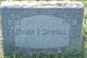 David Peeler Dowell