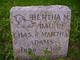 Bertha M Adams