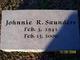 Johnnie Roosevelt Saunders