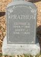 Profile photo:  Mary Jane <I>Mitchell</I> Prather
