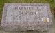 Harriet Louise Benson