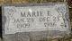Profile photo:  Marie Elsie <I>Tolbert</I> Addison