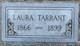 Laura E <I>Tarrant</I> DeWees