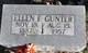 Ellen Frances <I>Tarrant</I> Gunter