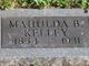Mahulda Belle <I>Foster</I> Kelley