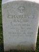 Charles J Bauer
