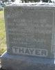 Profile photo:  Alvin Thayer