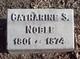 Catharine Stull <I>Van Swearingen</I> Noble