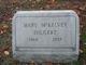 Mary <I>McKelvey</I> Hilgert