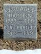 Profile photo:  Adah <I>Harding</I> Hartley