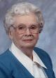 Profile photo:  Ruth M. <I>Vinson</I> Bierschenk