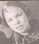 Nettie Florence <I>Davis</I> Baugh