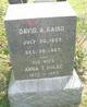 Anna T. <I>Hulse</I> Baird