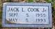 Jack Leak Cook, Jr