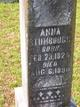 Anna <I>Fitzer</I> Stumbaugh