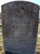 Ray Lee Bandy