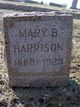 Mary Bell Harrison