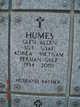 Sgt Glen Allen Humes