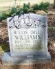 Willis Williams
