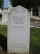 Profile photo:  Adelaide <I>Wirtner</I> Benson