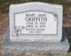 Mary Jane Griffith