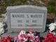 Manuel S. Matute