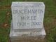 Grace <I>Martin</I> McKee