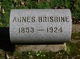 Profile photo:  Agnes Brisbine
