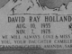 David Ray Holland
