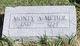 Monty Alvin Metier