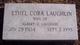 Ethel Cora <I>Corman</I> Laughlin