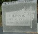 Lee Hanson Watson