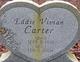 Eddie Vivian Carter