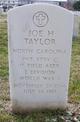 Joe H Taylor