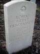 Robert Riddle Hendershot