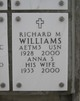 Profile photo:  Anna Elizabeth <I>Saunders</I> Williams