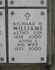 Profile photo:  Richard M Williams Sr.