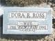 Dora R. Ross