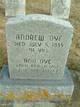 Andrew Alexander Dye Sr.