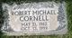 Robert Michael Cornell