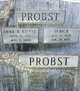 Anna Barbara <I>Kiener</I> Probst