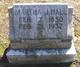 Martha J. <I>Clem</I> Hall