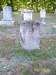 "Profile photo:  Achsah N ""Mary"" <I>Farrand</I> Bates"