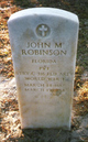 John Moses Robinson