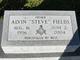 """Alvin """"Steve"""" Fields"""