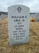 William G Able, Jr