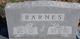 """Etta Clara Carter """"Ettie"""" <I>Roark</I> Barnes"""