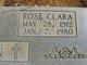 Rose Clara Herron