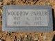 Woodrow Parker