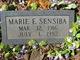 Marie E Sensiba